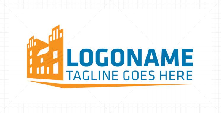 buy online real estate logo online
